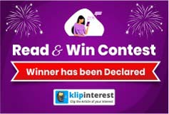 Read and Win Contest Winner