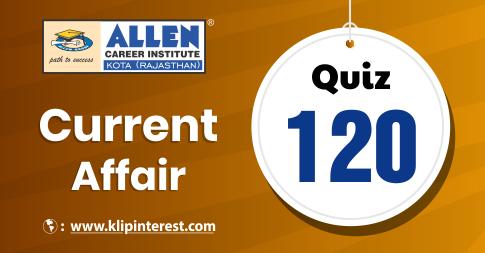 Current Affair Quiz