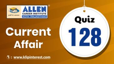Current Affairs 2021 Quiz