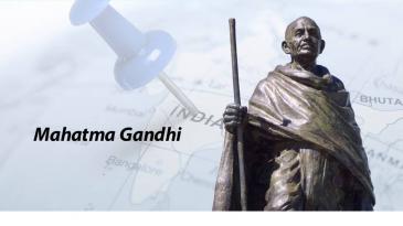 QUIZ on life of Mahatma Gandhi